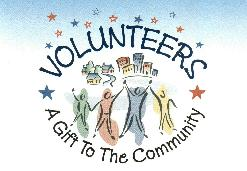 Volunteers - A Gift To The Community