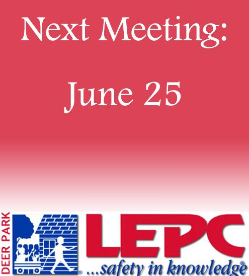 Next Meeting June 25