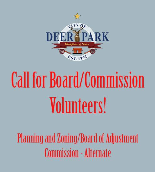 Board-Commission volunteer